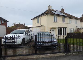 Thumbnail 3 bed semi-detached house for sale in Walsh Crescent, New Addington, Croydon, Surrey