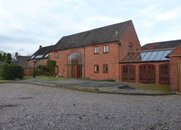 Thumbnail 5 bed barn conversion to rent in Blackgreaves Lane, Lea Marston, Sutton Coldfield