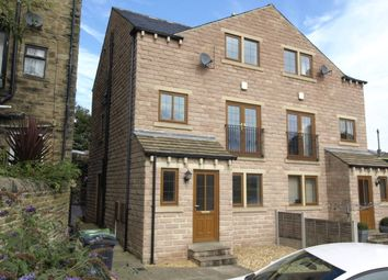 Thumbnail 4 bed semi-detached house for sale in Norman Croft, Denby Dale, Huddersfield