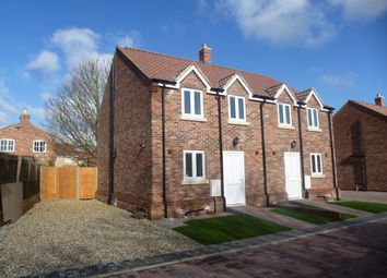 Thumbnail 3 bedroom semi-detached house for sale in High Street, Chatteris