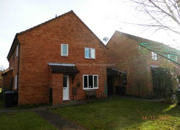 Thumbnail 2 bedroom town house to rent in Cornwallis Drive, Eaton Socon, St. Neots