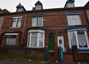 Thumbnail 6 bed terraced house for sale in Ainslie Street, Barrow In Furness, Cumbria