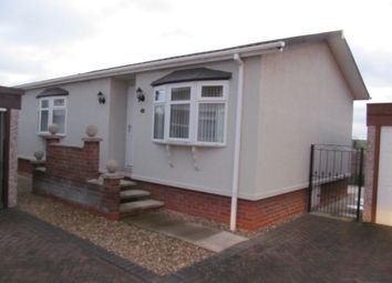 Thumbnail 2 bed mobile/park home for sale in Country View Park, Main Street (Ref 5766), Normanton On Cliffe, Grantham, Lincolnshire