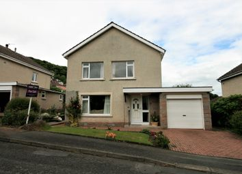 Thumbnail 3 bed detached house for sale in Langhaugh Gardens, Galashiels