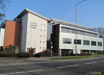 Thumbnail Office to let in Suite 6 Eleven Arches House, Leicester Road, Rugby, Warwickshire