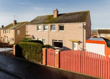 Thumbnail 3 bed semi-detached house for sale in 32 Hillside Crescent South, Gorebridge