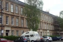 Thumbnail 4 bed flat to rent in St Vincent Crescent, Finnieston, Glasgow