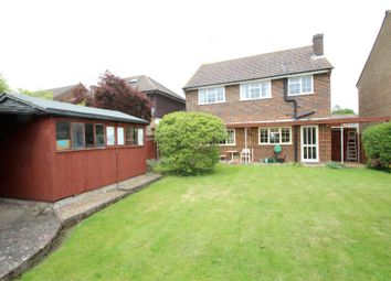 Thumbnail 4 bedroom detached house to rent in Meadowlands, Seal, Sevenoaks