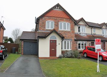 Thumbnail 3 bed property to rent in Foxhill Close, Sandiway, Northwich, Cheshire.