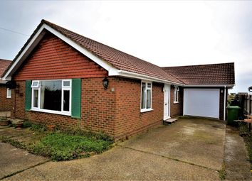 Thumbnail 3 bed detached bungalow for sale in Coast Drive, Lydd On Sea, Romney Marsh