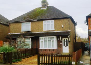Thumbnail 2 bed semi-detached house for sale in 126 Stanbridge Road, Leighton Buzzard, Bedfordshire