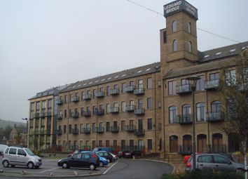 Thumbnail 1 bed flat to rent in Ledgard Bridge, Mirfield, West Yorkshire