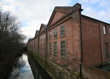 Thumbnail 1 bed flat to rent in The Foundry, Camlough Walk, Riverside Village, Chesterfield