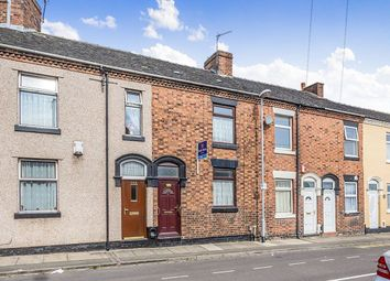 Thumbnail 3 bed terraced house for sale in Upper Hillchurch Street, Stoke-On-Trent