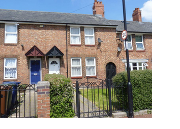 Thumbnail 2 bed terraced house to rent in Norbury Grove, Walker, Newcastle Upon Tyne