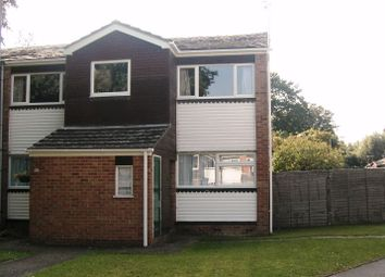 Thumbnail 2 bedroom maisonette to rent in Rickman Close, Woodley, Reading