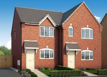 Thumbnail 2 bedroom semi-detached house for sale in Lower Hardwick Lane, Winslow, Bromyard