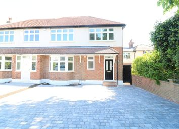 Thumbnail 3 bed semi-detached house for sale in New Road, Broxbourne, Hertfordshire