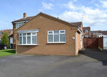 Thumbnail 3 bedroom semi-detached bungalow for sale in Ashover Road, Newhall, Swadlincote