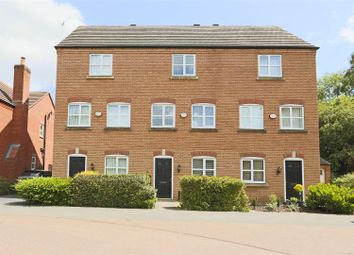 Thumbnail 3 bed town house to rent in Millbank Place, Bestwood Village, Nottinghamshire