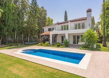 Thumbnail 4 bed villa for sale in Elviria Hills, Nueva Andalucia, Malaga