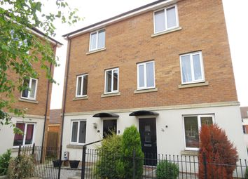 Thumbnail 4 bed property to rent in Farrow Avenue, Hampton Vale, Peterborough