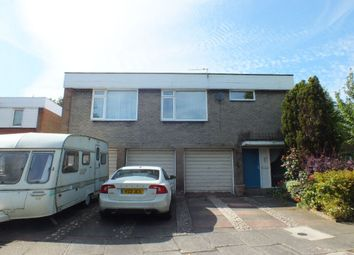 Thumbnail 2 bed flat for sale in Western Drive, Newcastle Upon Tyne