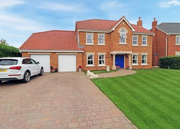 Thumbnail 5 bed detached house for sale in Manor Fields, Wynyard