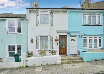Thumbnail 2 bedroom terraced house for sale in Lynton Street, Brighton