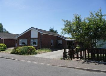 Thumbnail 3 bed detached bungalow for sale in Laxfield Road, Sutton, Norwich