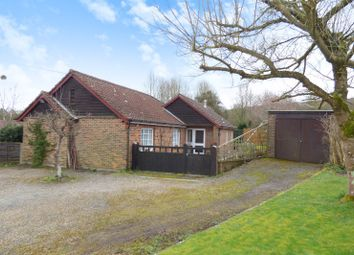Thumbnail 3 bed detached bungalow for sale in Graffham, Petworth