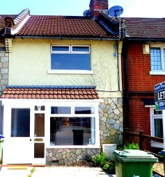 Thumbnail 3 bed terraced house to rent in Victoria Road, Southampton