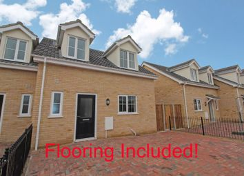 Thumbnail 3 bed semi-detached house for sale in California Road, California, Great Yarmouth