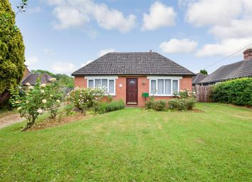 Thumbnail 3 bed detached bungalow for sale in Leeds Road, Langley, Maidstone, Kent