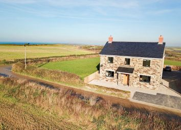 Thumbnail 5 bed detached house for sale in Treburrick, Near Porthcothan