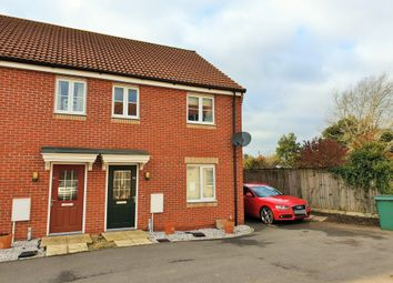 Thumbnail 3 bedroom semi-detached house for sale in Monarch Avenue, Peterborough