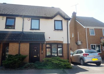 Thumbnail 3 bed semi-detached house for sale in Longford Avenue, Little Billing