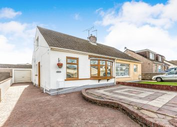 Thumbnail 3 bed semi-detached house for sale in Merlin Crescent, Cefn Glas, Bridgend