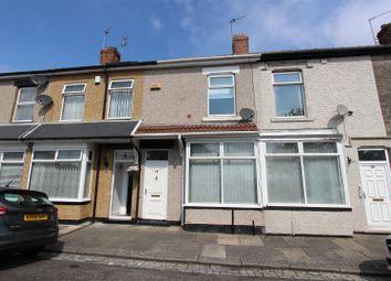 Thumbnail 3 bed terraced house for sale in Walton Street, Darlington