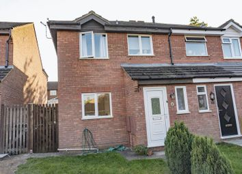 Thumbnail 3 bed semi-detached house to rent in Mersey Close, Flitwick, Bedford