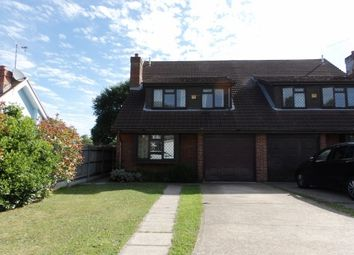 Thumbnail 4 bed semi-detached house to rent in Lilford Road, Billericay