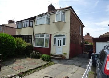 Thumbnail 3 bed semi-detached house for sale in Pilch Lane East, Liverpool, Merseyside