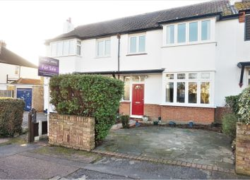 Thumbnail 3 bed terraced house for sale in Vernon Road, Leigh-On-Sea