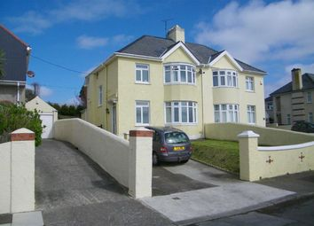 Thumbnail 3 bed semi-detached house for sale in The Rath, The Rath, Milford Haven