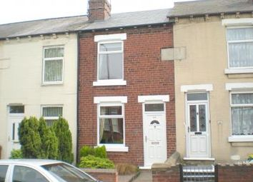 Thumbnail 2 bed terraced house to rent in Castleford Road, Normanton, West Yorkshire