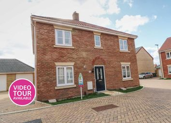 Thumbnail 3 bed semi-detached house for sale in Snowdrop Grove, Downham Market