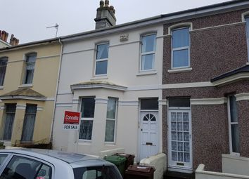 Thumbnail 2 bedroom flat for sale in Cromwell Road, Plymouth