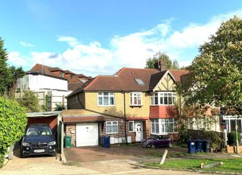 Thumbnail 2 bed flat for sale in 1A Glendor Gardens, Mill Hill, London