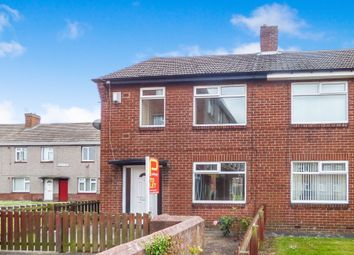 2 bed semi-detached house to rent in Coupland Road, Ashington NE63