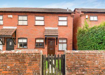 Thumbnail 1 bed semi-detached house for sale in Park Lane, Newbury